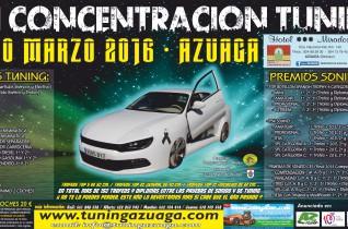 VIII Tuning de Azuaga 2016